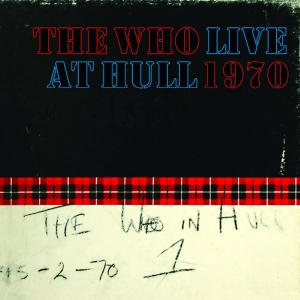 The Who - Live at Hull - Front